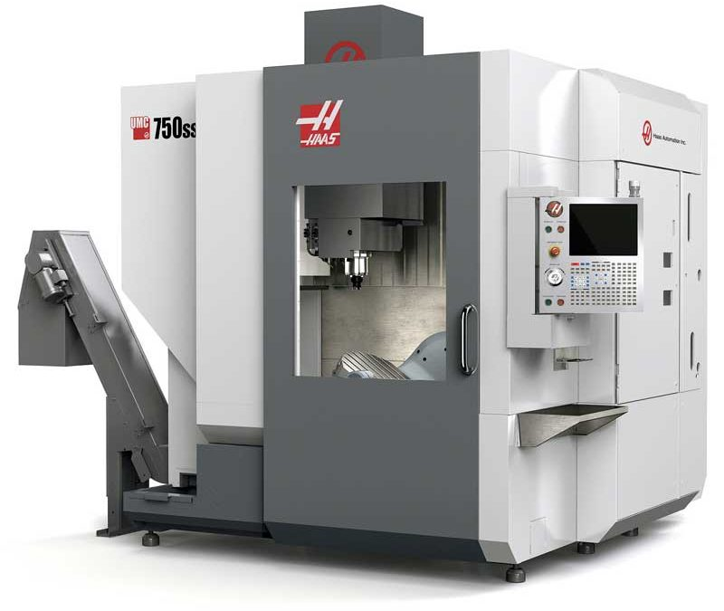 Croom Precision Expand Multi-Axis CNC Capabilities at Facility in Limerick