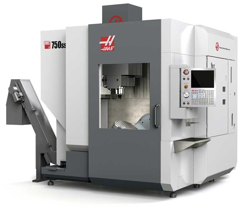 Haas UMC 750 SS
