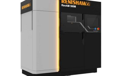 Two New Renishaw 500M Additive Manufacturing Machines for Croom Precision