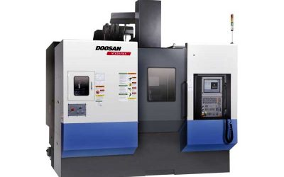 New Doosan 5-axis Work Centre added at Lenane Precision Facility in Shannon