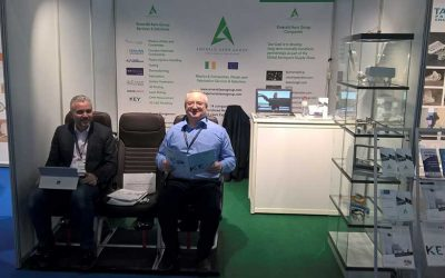 EAG Demonstrate Capibilities at AIX Hamburg 2019