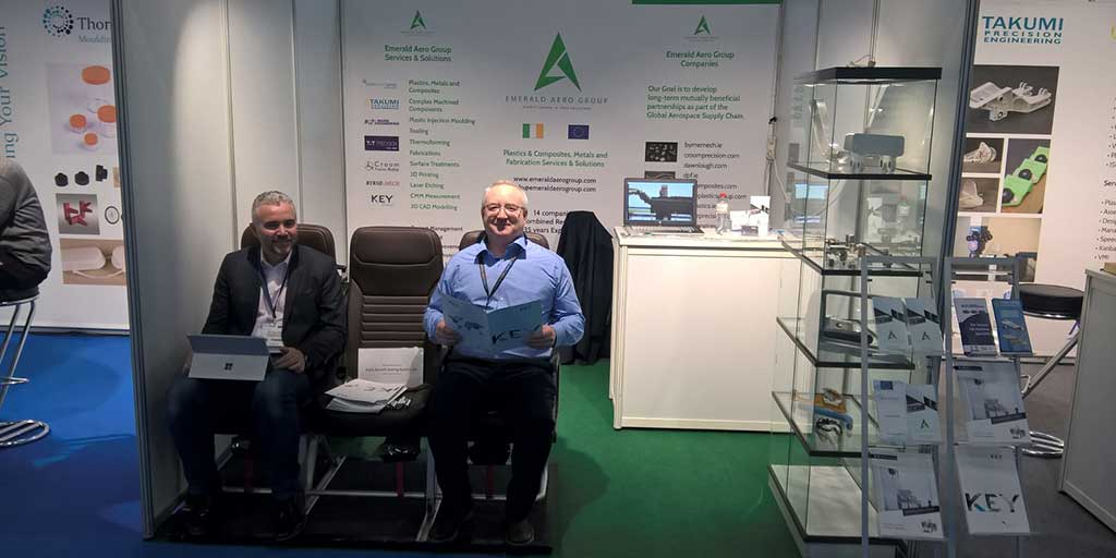 EAG Demonstrate Capibilities at AIX Hamburg 2019