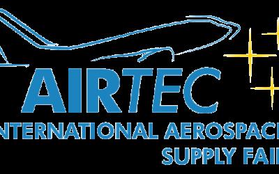 AEG will attend AIRTEC 19, Munich, 14th & 15th  October